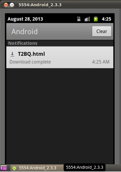 Android Phone Hacking via XSSF & Using Content Provider File