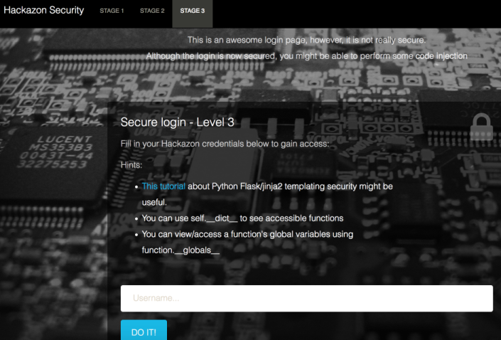 Deloitte DE Hacking Challenge (Prequals) – CTF Writeup « uceka